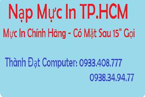Nạp Mực In TP.HCM